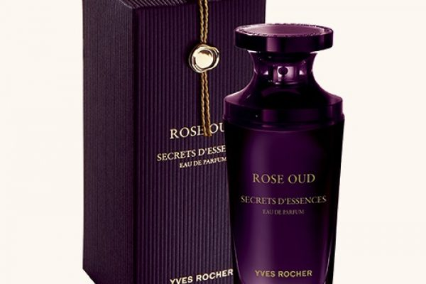 Apă de parfum Rves Rocher - SECRETS D'ESSENCES ROSE OUD 50 ml https://www.seoadwords.ro