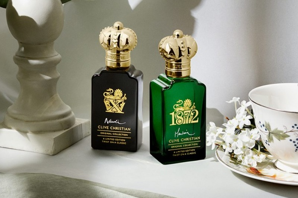 CREATING THE WORLD'S FINEST PERFUMES